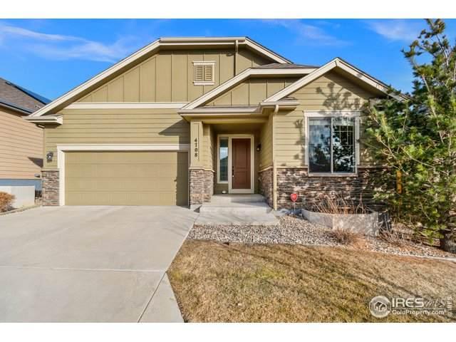 4708 Prairie Vista Dr, Fort Collins, CO 80526 (MLS #933359) :: 8z Real Estate