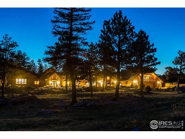 1260 Twin Sisters Rd, Nederland, CO 80466 (MLS #933362) :: Tracy's Team