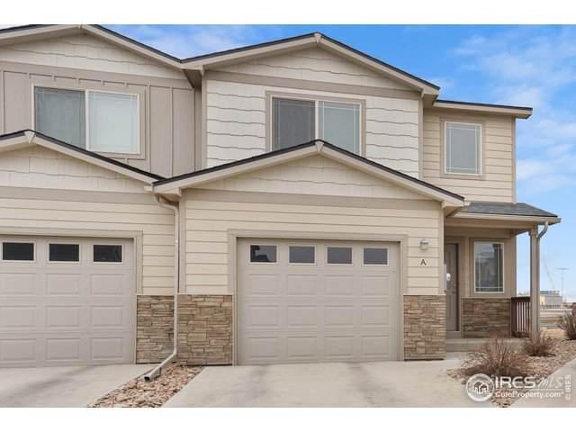 3101 Alybar Dr 4A, Wellington, CO 80549 (MLS #933365) :: 8z Real Estate