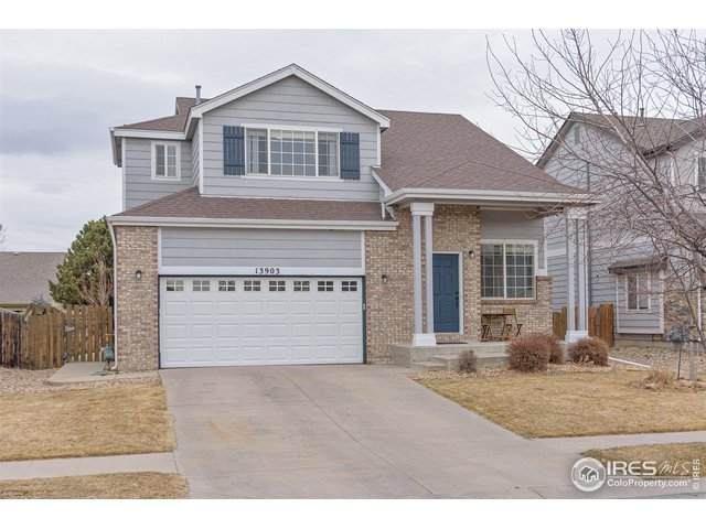 13903 E 104th Pl, Commerce City, CO 80022 (MLS #933370) :: 8z Real Estate
