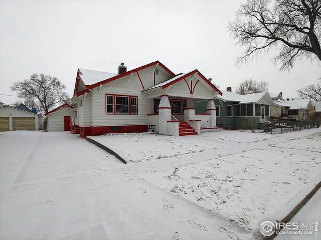 420 Denver St, Sterling, CO 80751 (MLS #933373) :: 8z Real Estate