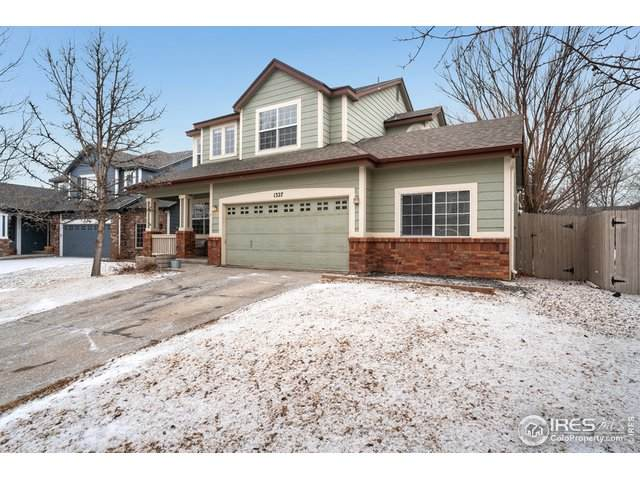 1327 Nassau Way, Fort Collins, CO 80525 (MLS #933382) :: Downtown Real Estate Partners