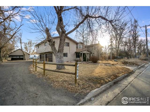 2518 W 4th St, Greeley, CO 80631 (MLS #933386) :: Tracy's Team