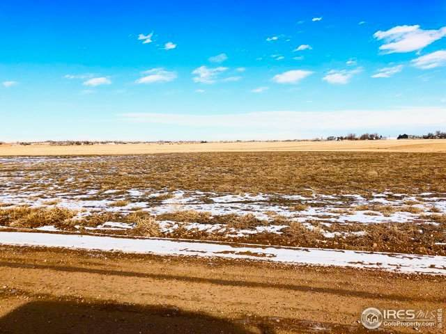 0 County Road 72, Eaton, CO 80615 (MLS #933392) :: 8z Real Estate