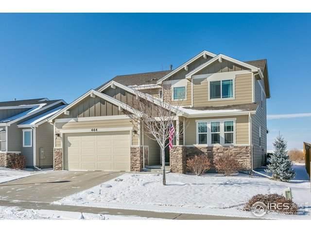 464 Grange Ln, Johnstown, CO 80534 (MLS #933393) :: Downtown Real Estate Partners