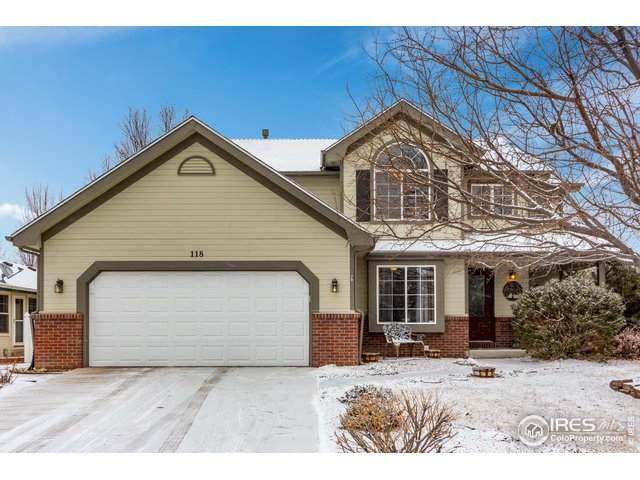 118 52nd Ave, Greeley, CO 80634 (MLS #933402) :: Downtown Real Estate Partners