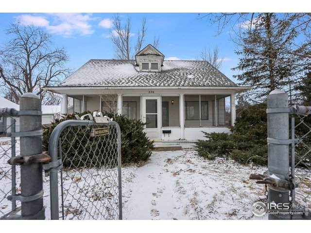 226 Todd Ave, La Salle, CO 80645 (MLS #933403) :: J2 Real Estate Group at Remax Alliance