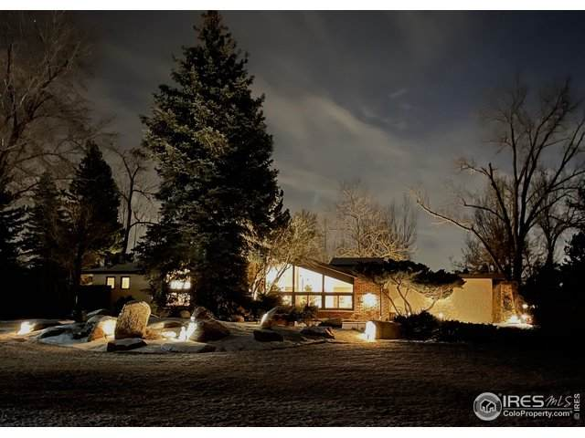 74 Vaquero Dr, Boulder, CO 80303 (MLS #933414) :: Downtown Real Estate Partners