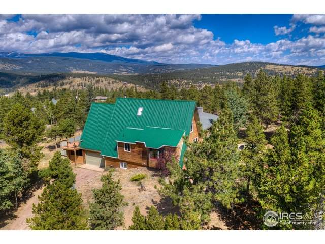 13 Wildewood Dr, Nederland, CO 80466 (#933416) :: Realty ONE Group Five Star