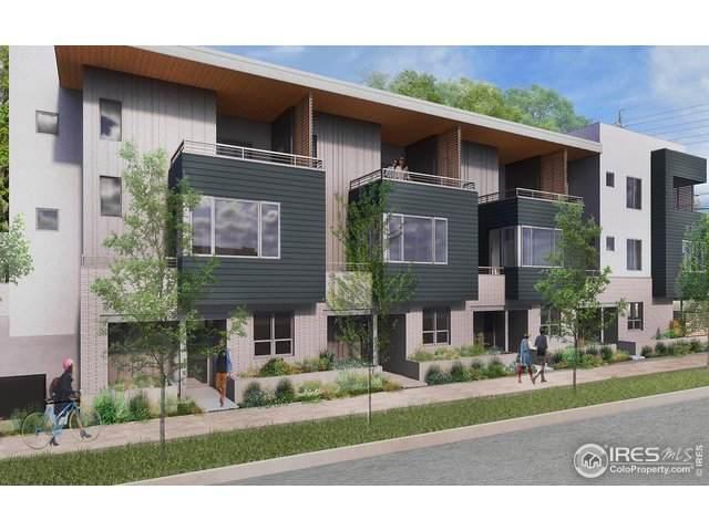 2150 Folsom St #2, Boulder, CO 80302 (MLS #933432) :: Downtown Real Estate Partners