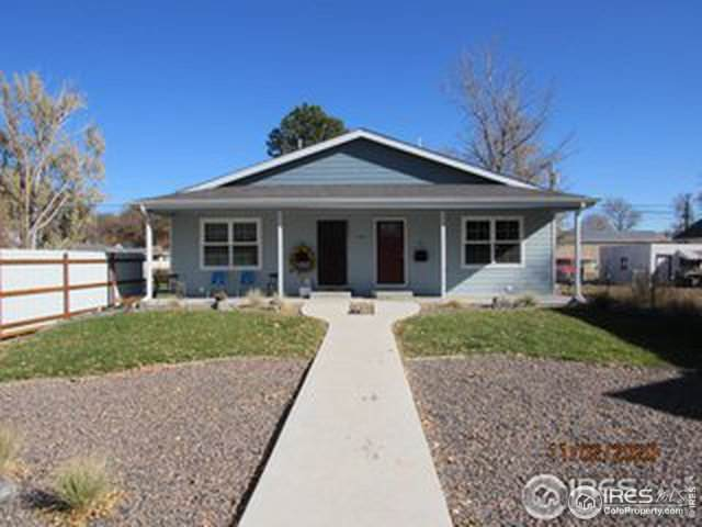 410 Maple St, Fort Morgan, CO 80701 (#933468) :: Hudson Stonegate Team