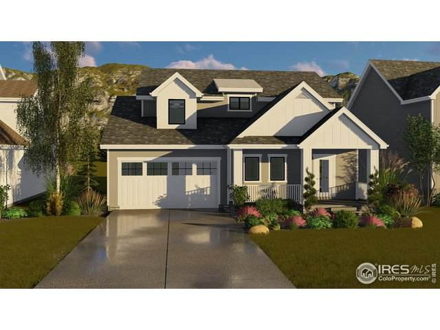 945 Pear St, Fort Collins, CO 80521 (#933498) :: James Crocker Team