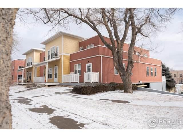 3380 Folsom St #116, Boulder, CO 80304 (MLS #933504) :: Downtown Real Estate Partners