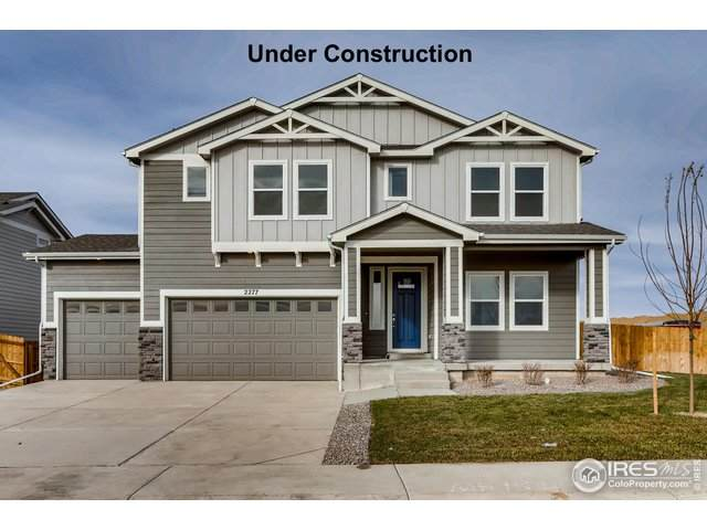 1868 Golden Horizon Dr, Windsor, CO 80550 (MLS #933506) :: Downtown Real Estate Partners