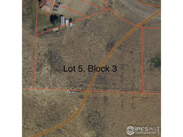 Antelope Dr, Walden, CO 80480 (MLS #933509) :: Downtown Real Estate Partners