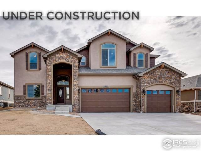 5541 Tullamore Ct, Timnath, CO 80547 (#933512) :: The Griffith Home Team