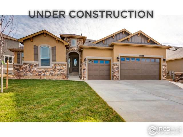 5540 Tullamore Ct, Timnath, CO 80547 (#933515) :: The Griffith Home Team