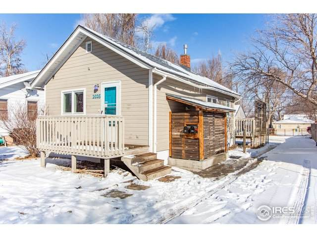 2026 7th Ave, Greeley, CO 80631 (MLS #933530) :: Colorado Home Finder Realty