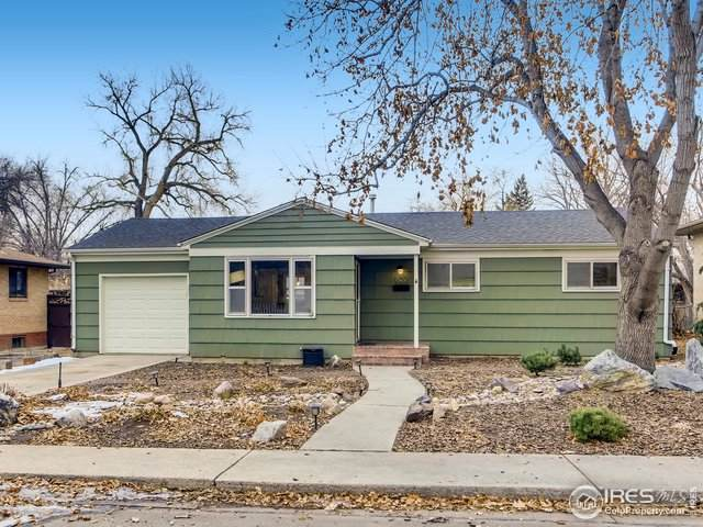 822 Grant St, Longmont, CO 80501 (MLS #933543) :: Downtown Real Estate Partners