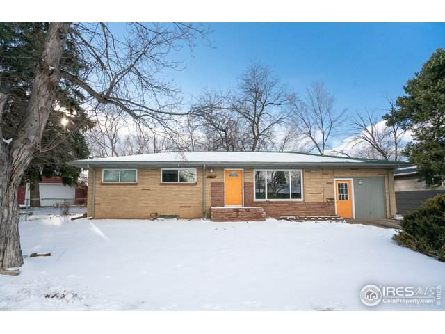615 City Park Ave, Fort Collins, CO 80521 (MLS #933556) :: Kittle Real Estate