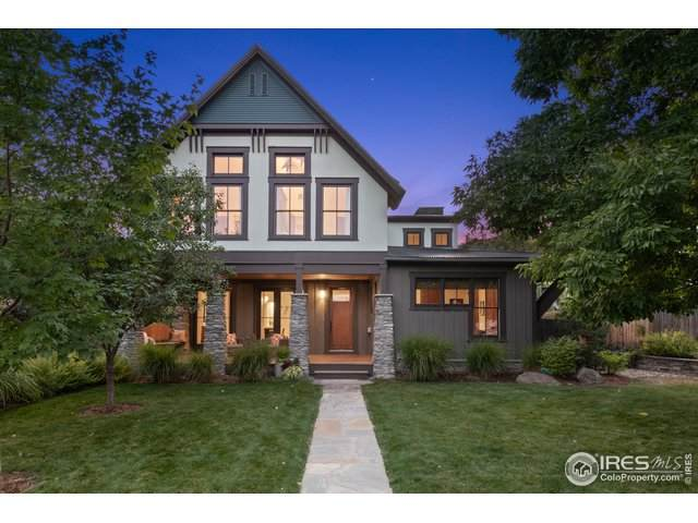 2827 11th St, Boulder, CO 80304 (#933563) :: Mile High Luxury Real Estate