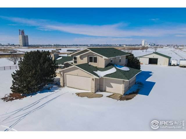 35361 County Road 39, Eaton, CO 80615 (MLS #933569) :: 8z Real Estate