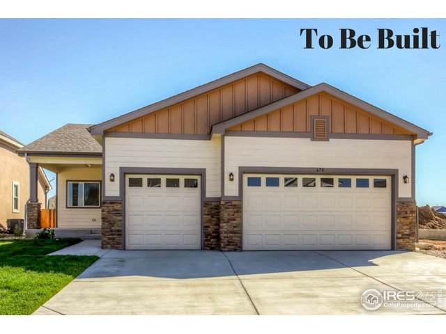264 Hillspire Dr, Windsor, CO 80550 (MLS #933597) :: Wheelhouse Realty