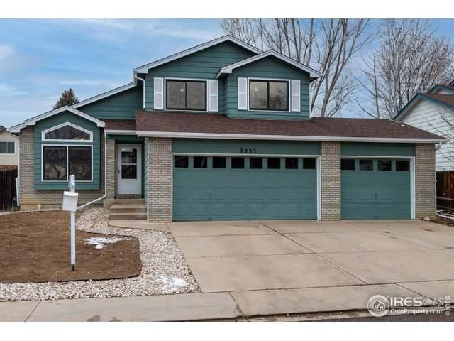 2233 Sherri Mar St, Longmont, CO 80501 (MLS #933626) :: Downtown Real Estate Partners