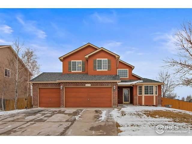6619 Sunburst Ave, Firestone, CO 80504 (#933633) :: iHomes Colorado