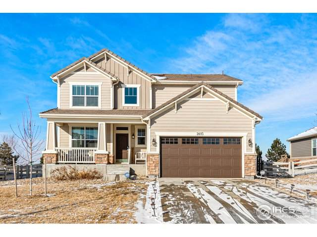 2613 Redcliff Dr, Broomfield, CO 80023 (MLS #933635) :: 8z Real Estate