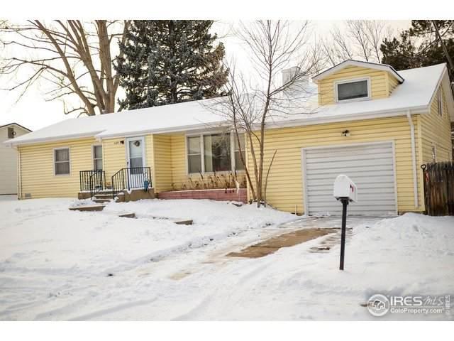 1109 Ponderosa Dr, Fort Collins, CO 80521 (MLS #933653) :: J2 Real Estate Group at Remax Alliance
