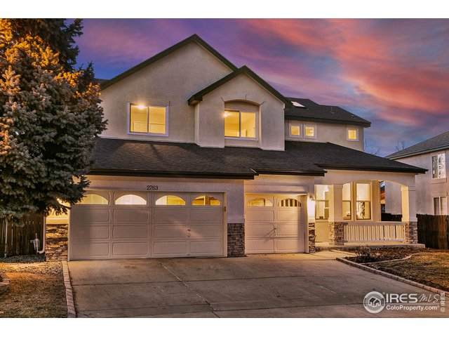 2763 Odell Dr, Erie, CO 80516 (#933664) :: The Margolis Team