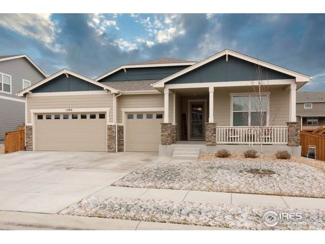 1592 Monterey Valley Pkwy, Severance, CO 80550 (#933670) :: Hudson Stonegate Team