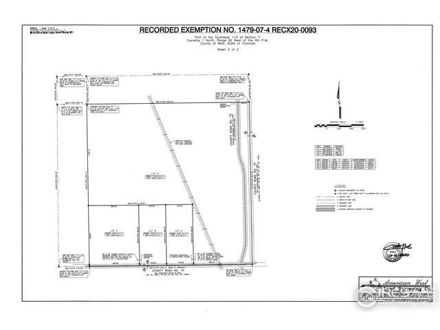 0 (Lot D) County Road 75, Roggen, CO 80652 (MLS #933674) :: 8z Real Estate