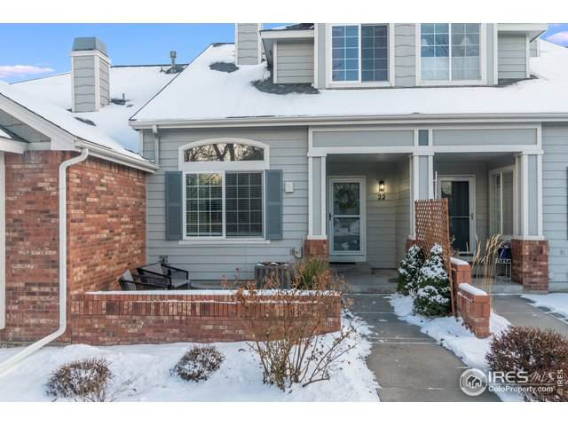 4500 Seneca St #22, Fort Collins, CO 80526 (MLS #933685) :: J2 Real Estate Group at Remax Alliance