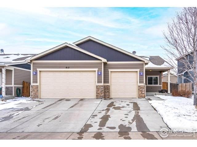 812 Traildust Dr, Milliken, CO 80543 (MLS #933693) :: Downtown Real Estate Partners