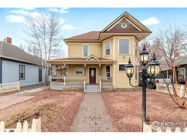 525 N Garfield Ave, Loveland, CO 80537 (MLS #933695) :: 8z Real Estate
