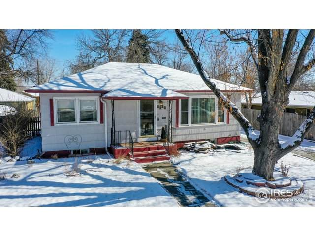 1310 Garfield Ave, Loveland, CO 80537 (MLS #933699) :: 8z Real Estate