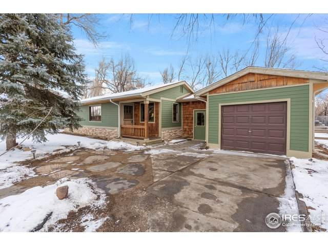 516 S Overland Trl, Fort Collins, CO 80521 (MLS #933706) :: Downtown Real Estate Partners