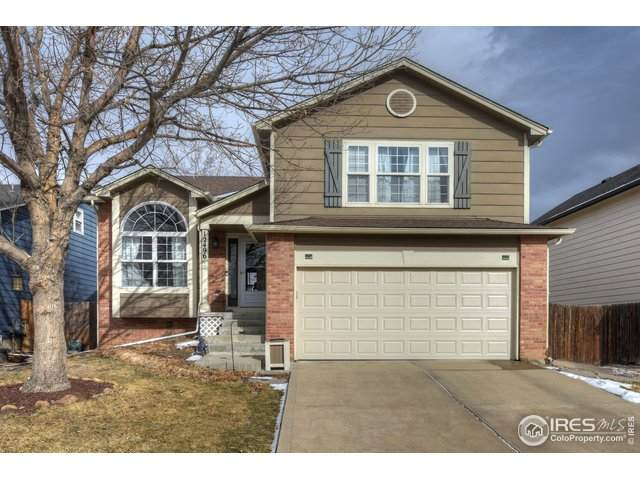 12496 Beach St, Broomfield, CO 80020 (MLS #933745) :: Downtown Real Estate Partners