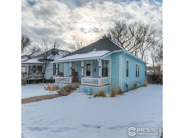 1403 7th Ave, Greeley, CO 80631 (MLS #933758) :: Jenn Porter Group
