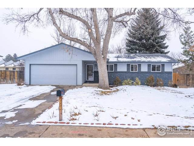 606 Locust Grove Dr, Fort Collins, CO 80521 (MLS #933769) :: J2 Real Estate Group at Remax Alliance