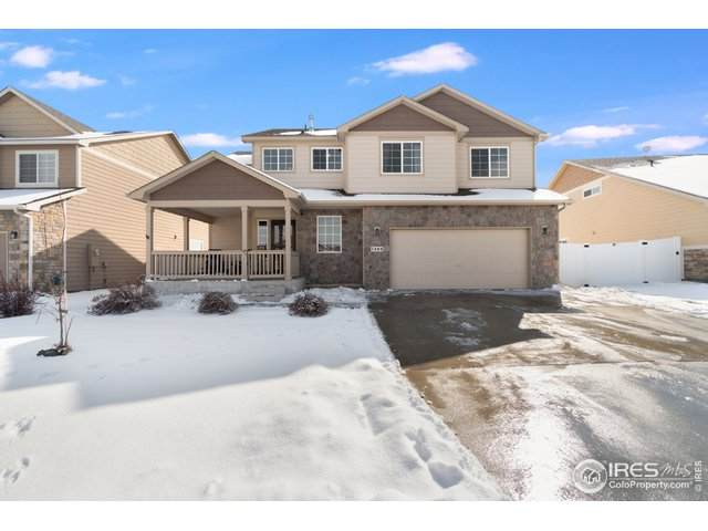 7808 W 11th St Rd, Greeley, CO 80634 (MLS #933770) :: Downtown Real Estate Partners