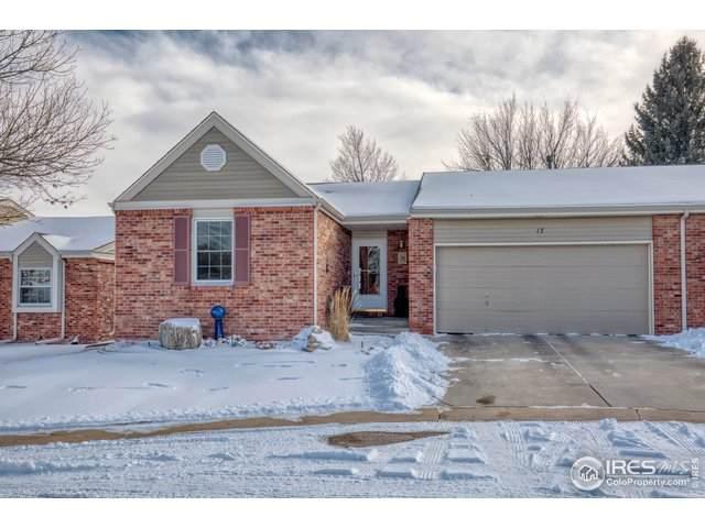 3950 W 12 St #17, Greeley, CO 80634 (MLS #933780) :: 8z Real Estate