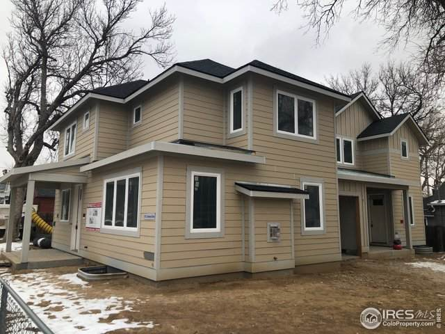 501 E Geneseo St B, Lafayette, CO 80026 (MLS #933790) :: The Sam Biller Home Team