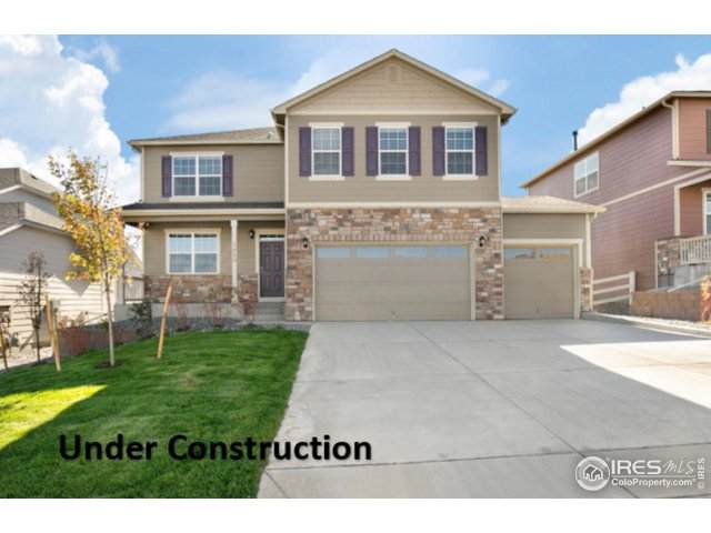 10081 Cascade St, Firestone, CO 80504 (MLS #933814) :: Colorado Home Finder Realty