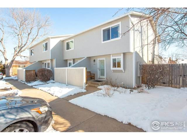 1901 Ross Ct D10, Fort Collins, CO 80526 (MLS #933820) :: 8z Real Estate