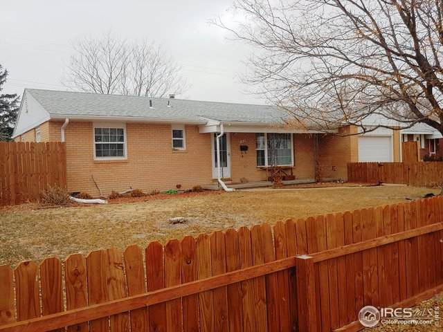 1006 S 11th Ave, Sterling, CO 80751 (MLS #933830) :: 8z Real Estate