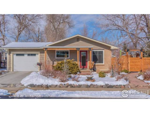 703 Lois Dr, Louisville, CO 80027 (#933831) :: James Crocker Team