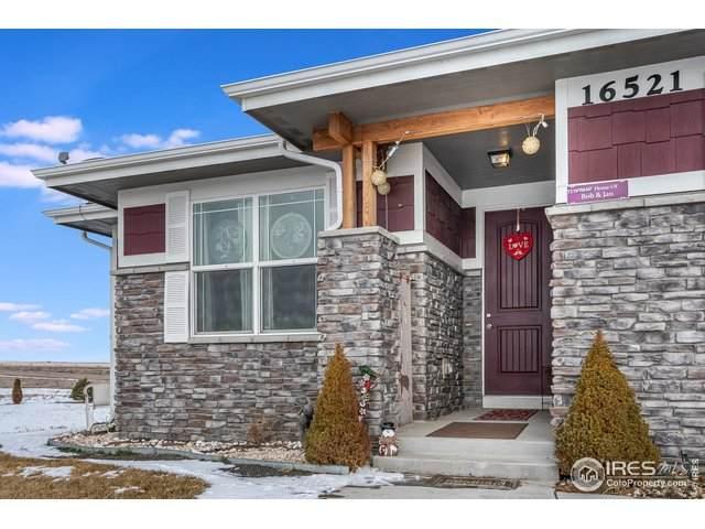 16521 Fairbanks Rd, Platteville, CO 80651 (#933836) :: The Griffith Home Team